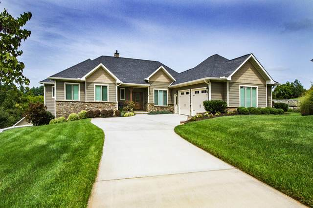 191 Thunder Ridge Drive, Vonore, TN 37885 (#1130253) :: Realty Executives