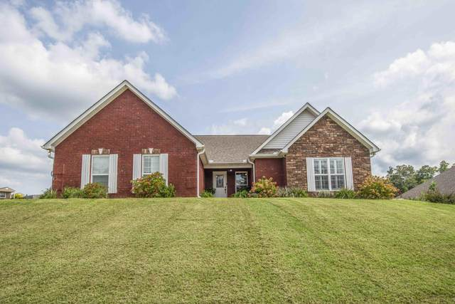 1602 Millstone Drive, Maryville, TN 37803 (#1130268) :: Realty Executives