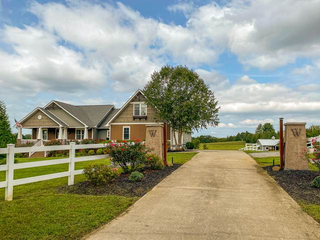3227 Carpenters Grade Rd, Maryville, TN 37803 (#1130269) :: Realty Executives