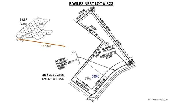 Lot 328 Upper Eagle's Nest Rd., Crab Orchard, TN 37723 (#1130286) :: Catrina Foster Group