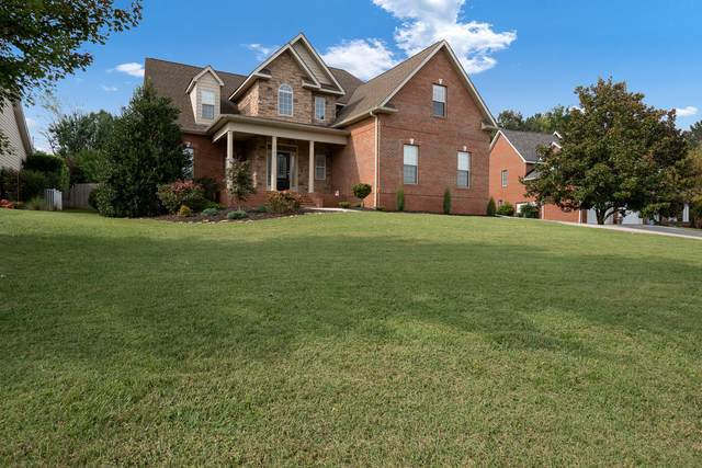 2107 Chas Way Blvd, Maryville, TN 37803 (#1130292) :: The Sands Group