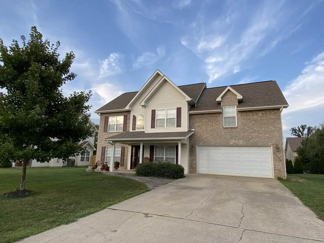 1130 Paul Lankford Drive, Maryville, TN 37801 (#1130323) :: Realty Executives