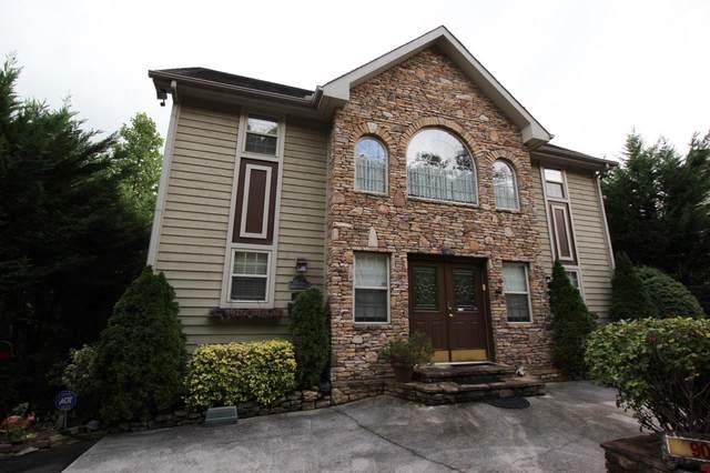 909 Smoky Bears Way, Gatlinburg, TN 37738 (#1130338) :: Exit Real Estate Professionals Network