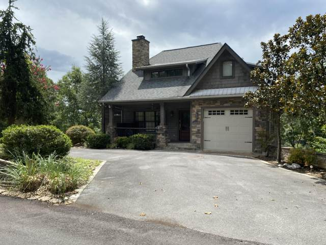 3009 Summit Trails Drive, Sevierville, TN 37862 (#1130343) :: Realty Executives