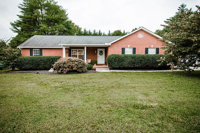 11734 South Williamsburg Drive, Knoxville, TN 37934 (#1130385) :: Catrina Foster Group