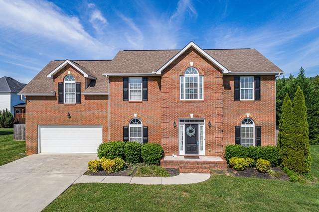 5521 Cornsilk Drive, Knoxville, TN 37918 (#1130394) :: Catrina Foster Group