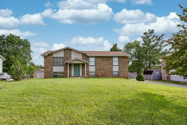 7501 S Whispering Oak Circle, Powell, TN 37849 (#1130401) :: Venture Real Estate Services, Inc.