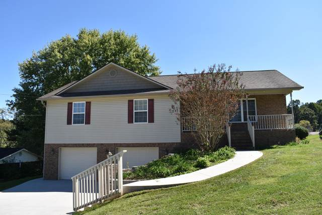 137 Whitaker Drive, Tazewell, TN 37879 (#1130435) :: The Cook Team