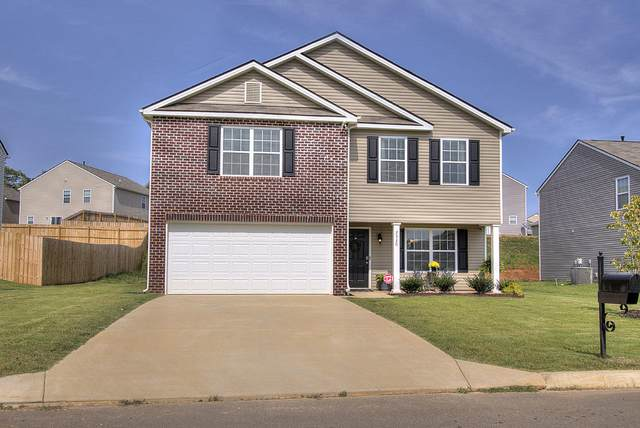 2530 Cottonwood Drive, Sevierville, TN 37876 (#1130436) :: Realty Executives