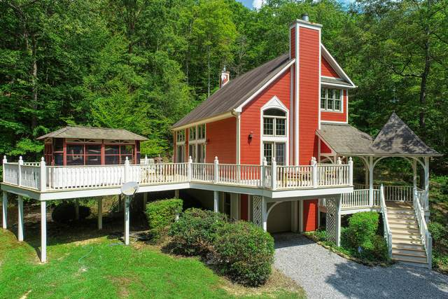 814 Heck Branch Rd, Rogersville, TN 37857 (#1130466) :: Realty Executives