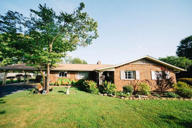 7912 NW Stratton Drive, Knoxville, TN 37919 (#1130467) :: Catrina Foster Group