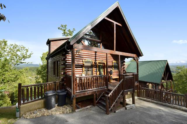 2251 Upper Middle Creek Rd #17, Sevierville, TN 37876 (#1130541) :: Shannon Foster Boline Group