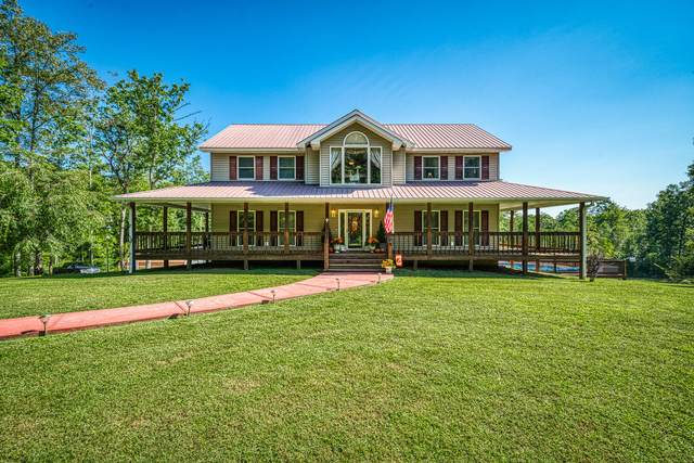 141 East Lane, Jamestown, TN 38556 (#1130563) :: The Sands Group