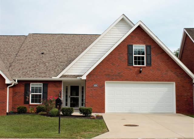 4808 Spring Garden Way, Knoxville, TN 37918 (#1130570) :: Billy Houston Group