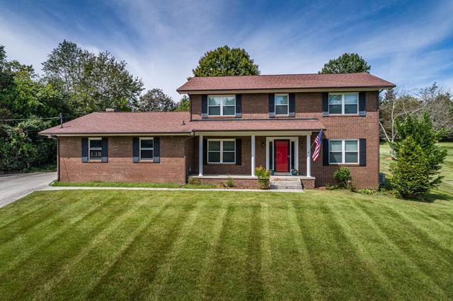 117 Antioch Drive, Oak Ridge, TN 37830 (#1130581) :: Realty Executives Associates