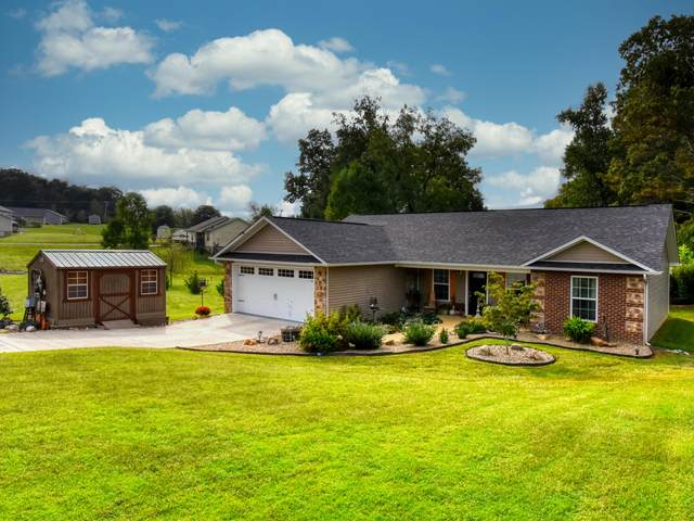 819 Quiet Oaks Way, Dandridge, TN 37725 (#1130657) :: Catrina Foster Group
