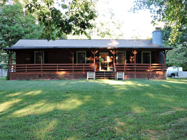 1378 Old Chisolm Trail, Dandridge, TN 37725 (#1130674) :: Shannon Foster Boline Group