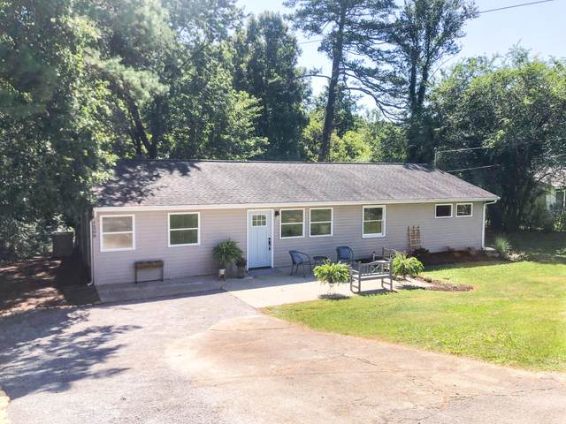 1208 Timbergrove Drive, Knoxville, TN 37919 (#1130680) :: Realty Executives