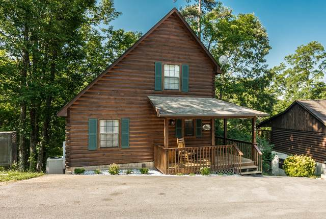 1664 Raccoon Den Way, Sevierville, TN 37862 (#1130769) :: Billy Houston Group
