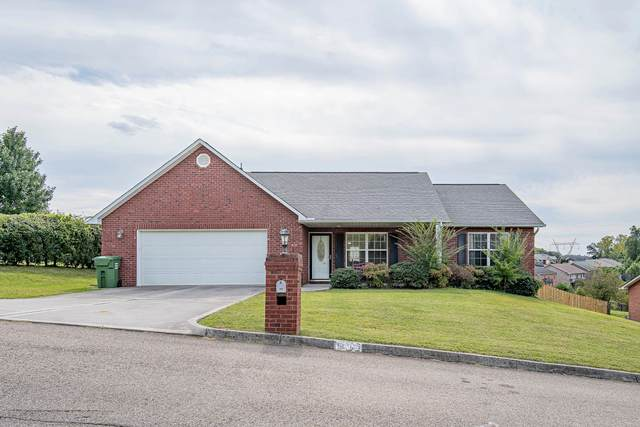 8108 Dove Wing Lane, Knoxville, TN 37938 (#1130774) :: Shannon Foster Boline Group
