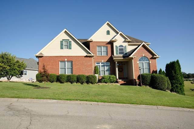 2102 Hornbuckle Lane, Sevierville, TN 37876 (#1130792) :: The Terrell Team