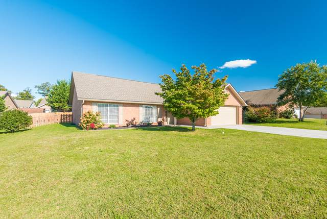 1004 Mercer Drive, Maryville, TN 37801 (#1130804) :: Realty Executives