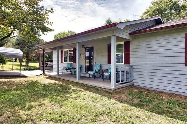488 Oakhill Drive, Sweetwater, TN 37874 (#1130834) :: Realty Executives Associates Main Street