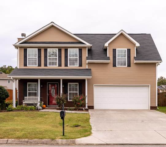 5442 Castle Pines Lane, Knoxville, TN 37920 (#1130849) :: Realty Executives Associates Main Street