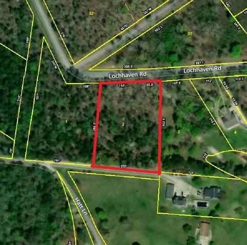 Loch Haven - Lot 2 Rd, Rockwood, TN 37854 (#1130868) :: Realty Executives Associates