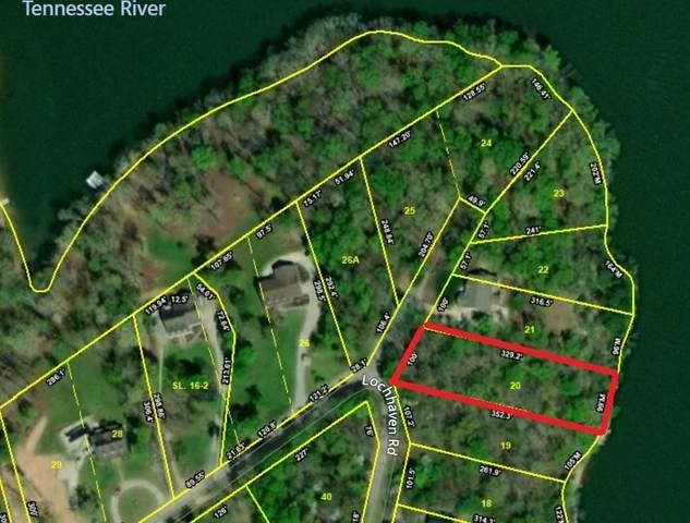 Loch Haven - Lot 20 Rd, Rockwood, TN 37854 (#1130873) :: Realty Executives Associates