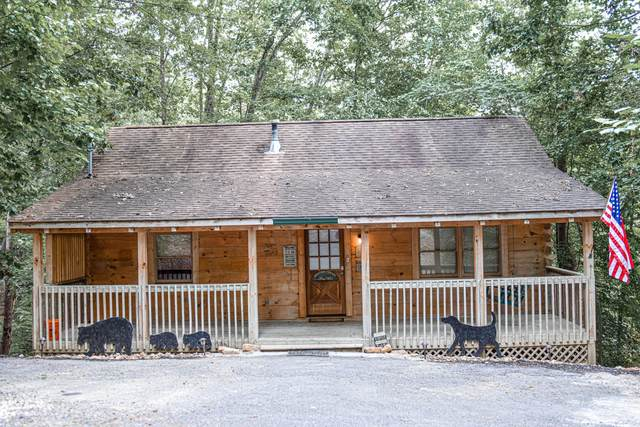 648 Forest Drive, Pigeon Forge, TN 37863 (#1130874) :: Realty Executives
