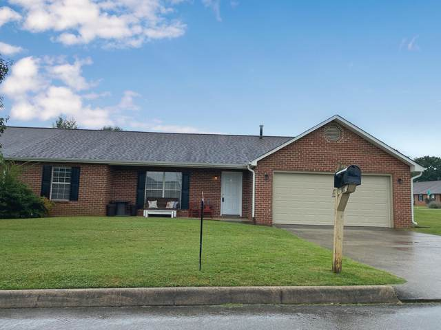 5012 Masters Drive, Maryville, TN 37801 (#1130884) :: Billy Houston Group