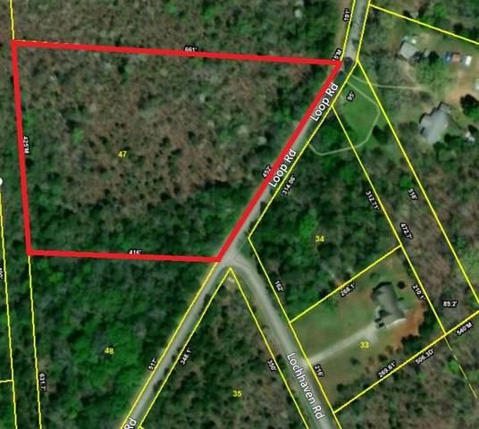 Loch Haven - Lot 47 Rd, Rockwood, TN 37854 (#1130917) :: Realty Executives Associates Main Street