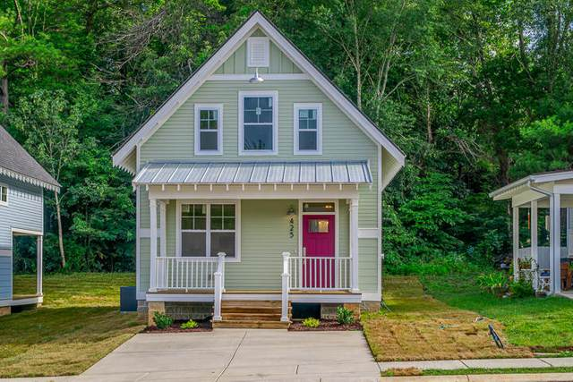 425 Juniper Drive, Cookeville, TN 38501 (#1130950) :: Billy Houston Group