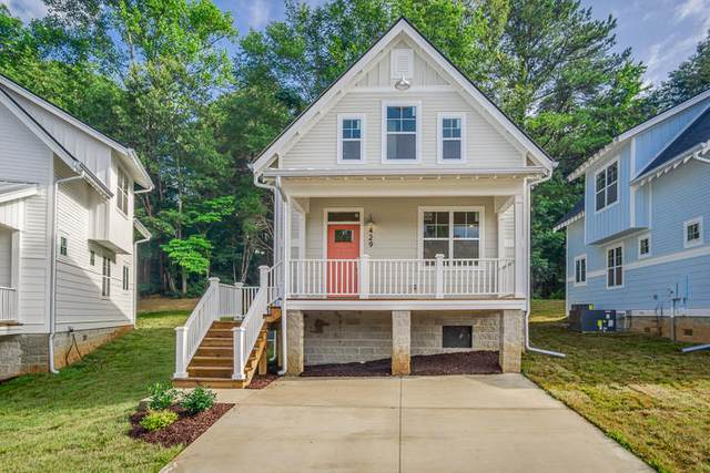 429 Juniper Drive, Cookeville, TN 38501 (#1130957) :: Billy Houston Group