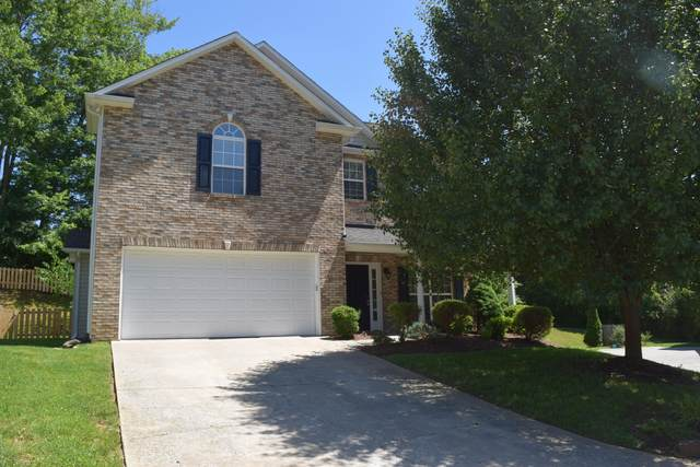 3104 Gose Cove Lane, Knoxville, TN 37931 (#1130996) :: Realty Executives Associates