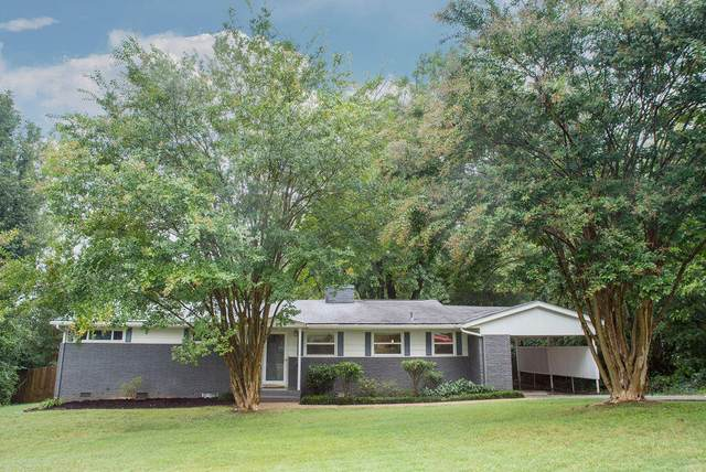 5009 Custis Lane, Knoxville, TN 37920 (#1131003) :: Exit Real Estate Professionals Network
