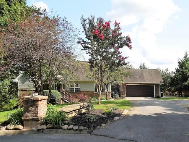 830 Mountain Grove Lane, Seymour, TN 37865 (#1131027) :: Shannon Foster Boline Group
