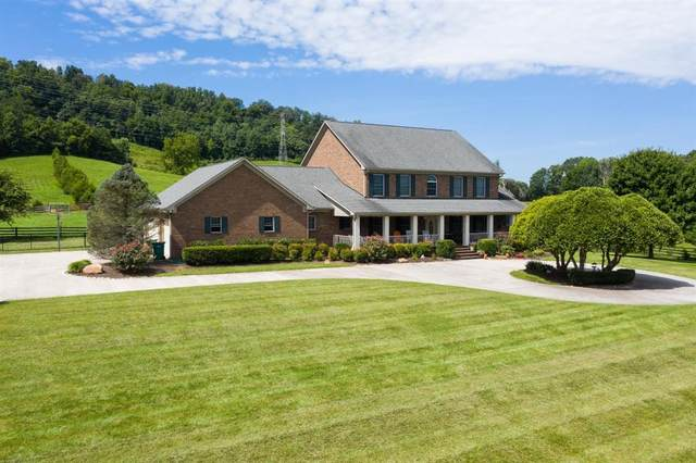 4107 Roberts Rd, Corryton, TN 37721 (#1131098) :: Shannon Foster Boline Group