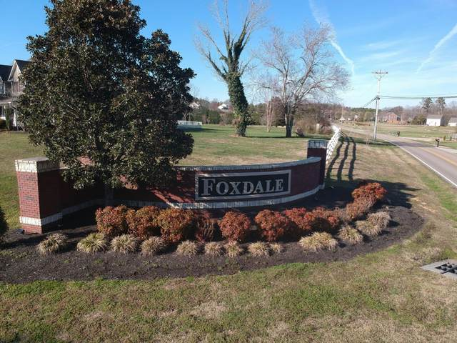 935 Hunters Ridge Drive, Maryville, TN 37803 (#1131106) :: Billy Houston Group