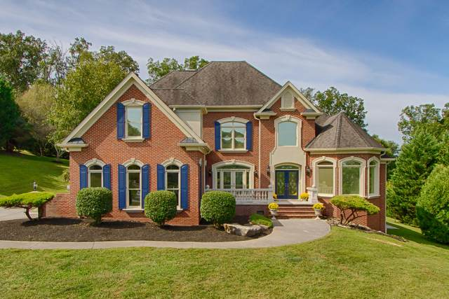 2325 Southern Shade Blvd, Knoxville, TN 37932 (#1131146) :: Billy Houston Group