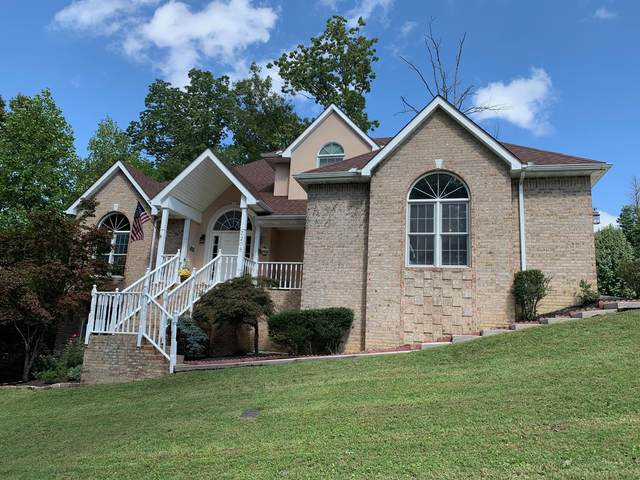 3208 Indian Wells Drive, Maryville, TN 37801 (#1131230) :: Tennessee Elite Realty