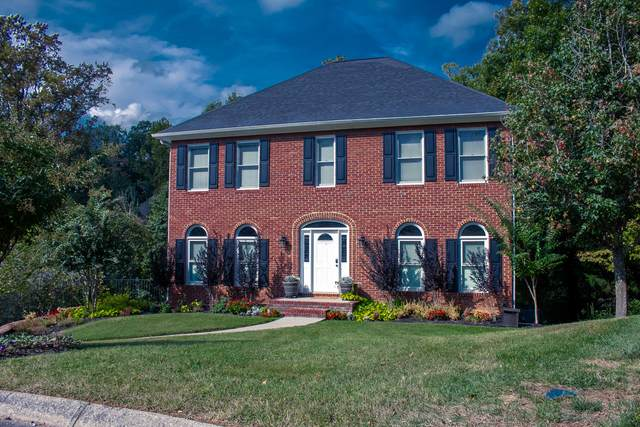 1233 Chickering Way Lane, Knoxville, TN 37923 (#1131252) :: Billy Houston Group