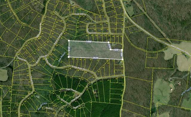 27.1 AC West View Rd, Spencer, TN 38585 (#1131258) :: Realty Executives Associates Main Street