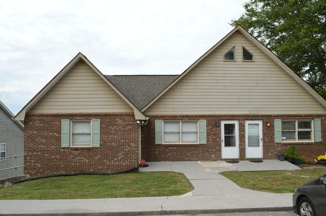 452 SW Crest Drive, Cleveland, TN 37311 (#1131305) :: Tennessee Elite Realty