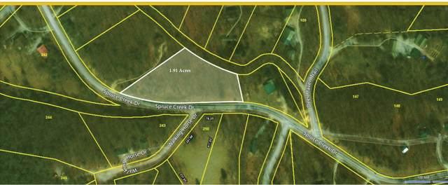 Spruce Creek Drive, Jamestown, TN 38556 (#1131318) :: Realty Executives Associates Main Street