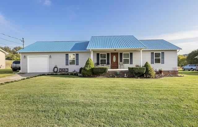 436 Tyler Drive, Dandridge, TN 37725 (#1131362) :: Catrina Foster Group
