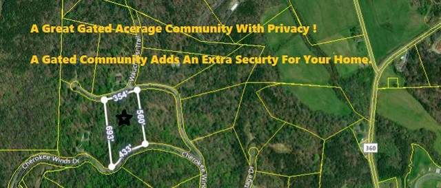 Lot 15 Warriors Passage Drive, Tellico Plains, TN 37385 (#1131432) :: Realty Executives Associates Main Street
