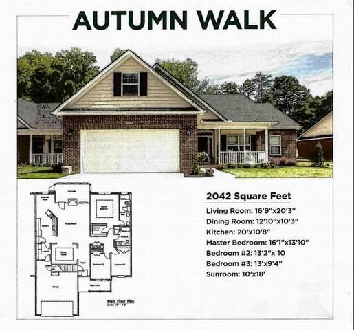1541 Hidden Path Lane, Knoxville, TN 37918 (#1131477) :: Billy Houston Group