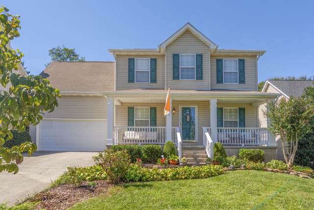 905 Station View Rd, Knoxville, TN 37919 (#1131488) :: Shannon Foster Boline Group
